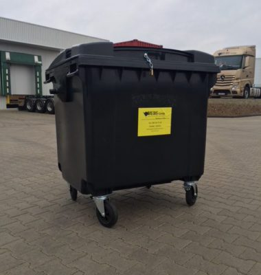 Kledinginzameling rolcontainer2